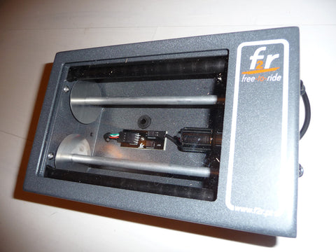 F2R RB750 Rally Roadbook Reader with LED Light - DISCONTINUED