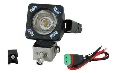 Vision X Solstice Solo LED headlight