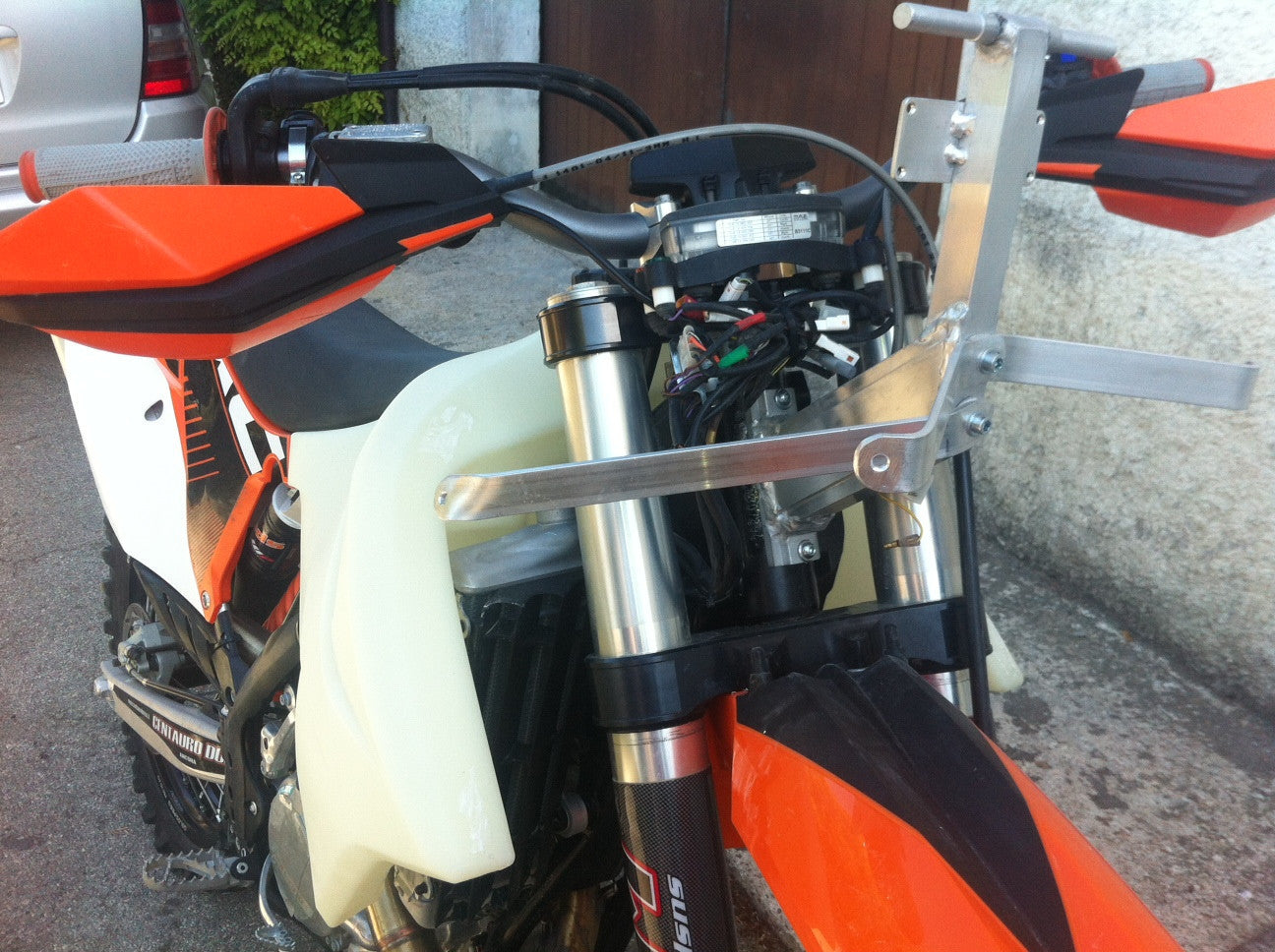 KTM 450/500 2012+ Rally Kit, Dottori