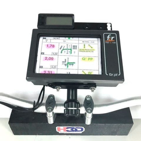 H3D Orbis Roadbook Mount
