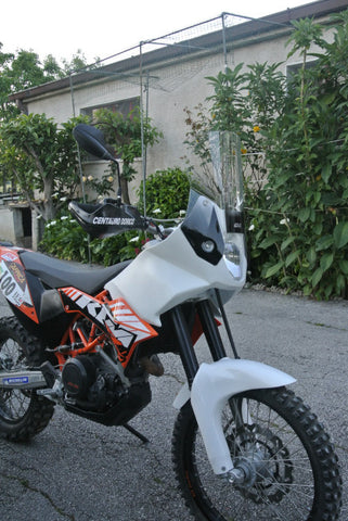 KTM 690 Enduro Fairing for stock tank, Dottori