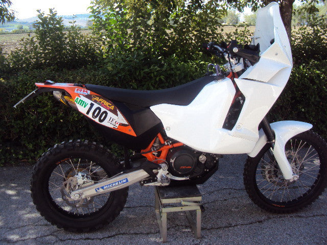 KTM 690 Africa Race Kit for Enduro/R, Dottori by RMS | Rally Moto Shop