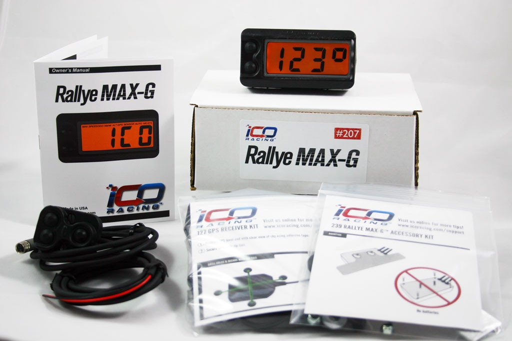 Podium Rally Navigation Kit