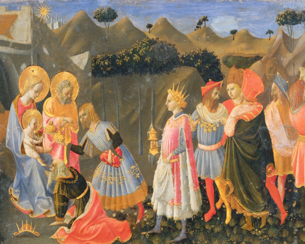ADORATION OF THE MAGI VA - CATHOLIC PRINTS PICTURES