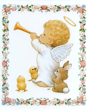 ANGEL - CATHOLIC PRINTS PICTURES