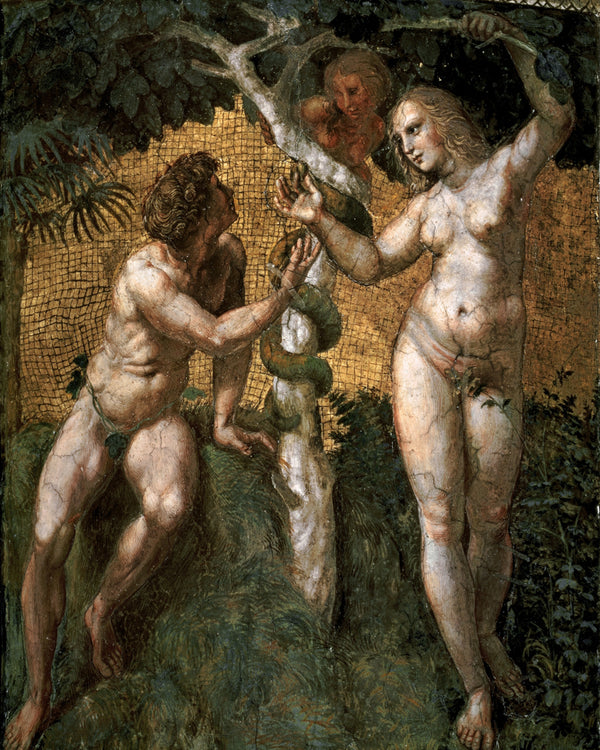 adam and eve VA - CATHOLIC PRINTS PICTURES