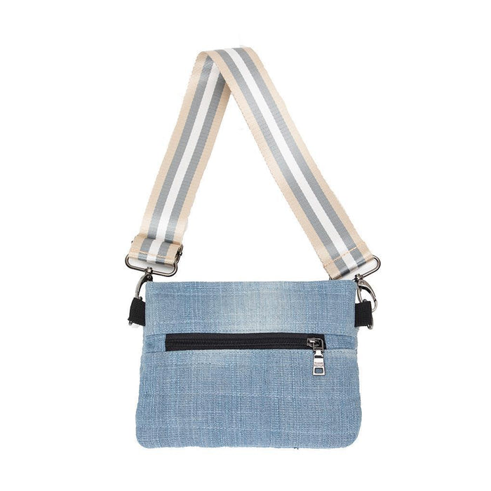 Bum Bag/Cross Body Washed Denim