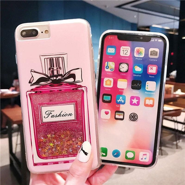Quicksand Glitter Phone Case For Samsung