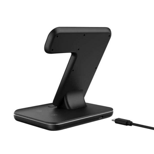3 In 1 Qi Wireless Charger For iPhone
