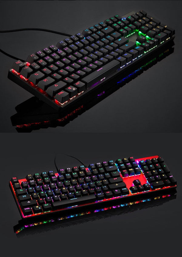 Motospeed Inflictor CK104 NKRO Gaming Mechanical Keyboard