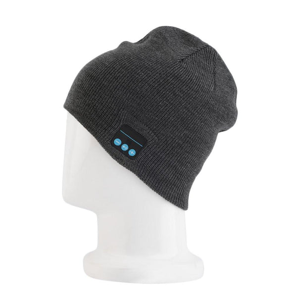 Smart Wireless Bluetooth Knitted Beanie Hat