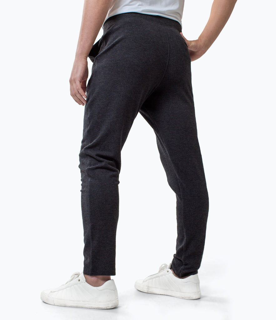 Urban Sweatpants with SeaWeev - Black