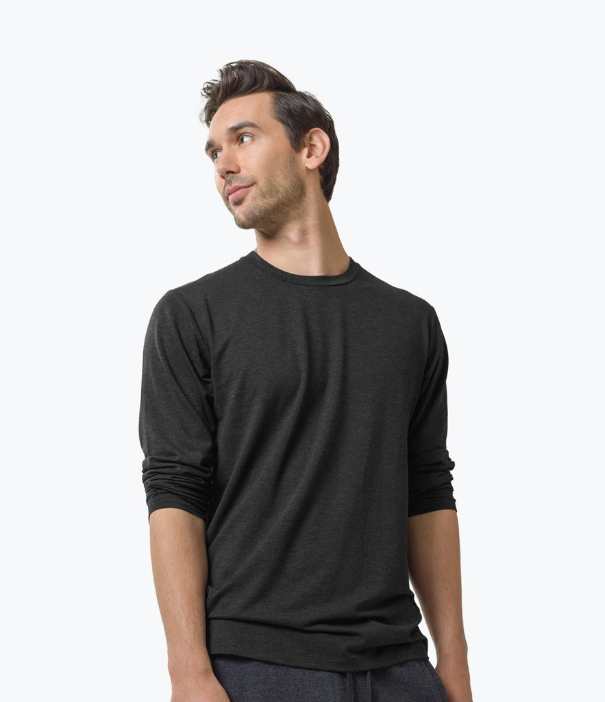 Essential Shirt with SeaWeev - Black
