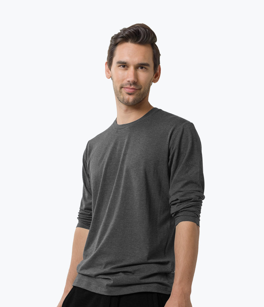 Essential Shirt with SeaWeev - Charcoal
