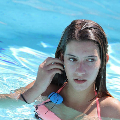 Waterproof MP3 Player For Swimming Headphones