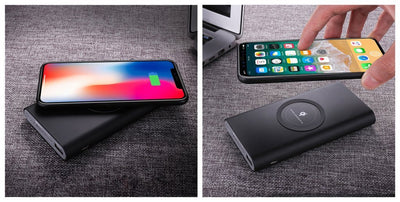 10000 mAh Portable Wireless Charger