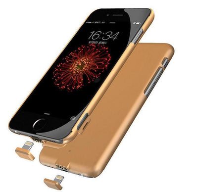 External Power Battery Charger Bank Case For iPhone