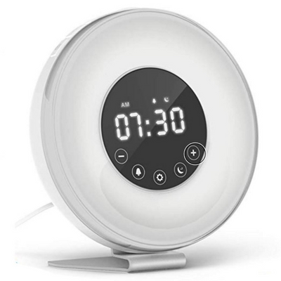 Sunrise Daylight Dawn Alarm Clock Simulator