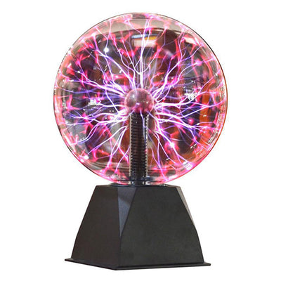 Plasma Ball Front Profile