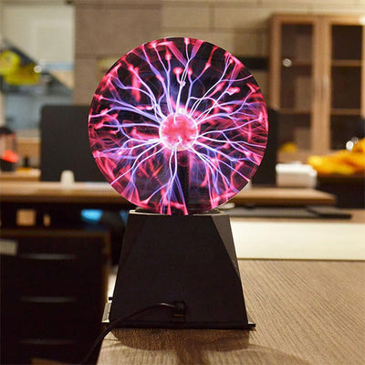 Plasma Ball Front Surface Lay Profile