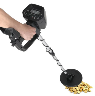 Hand Held Gold Metal Detector