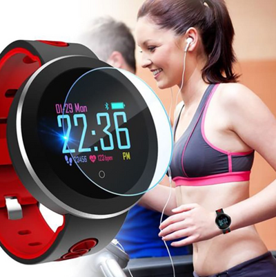 Waterproof Fitness Health Watch