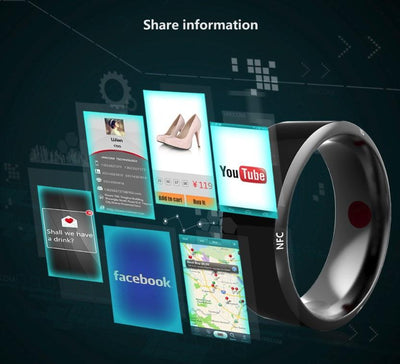 Smart Ring for iOS, Android & Windows