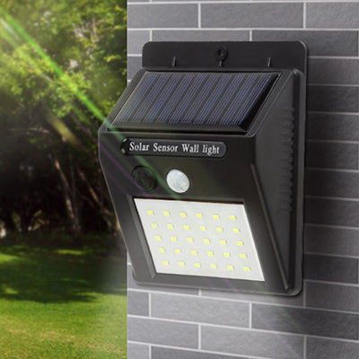 motion sensor outdoor wall light