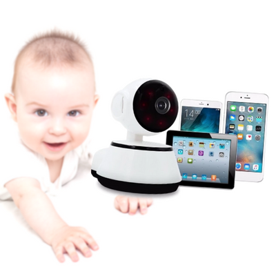 Smart Wifi Baby Monitor Video Audio