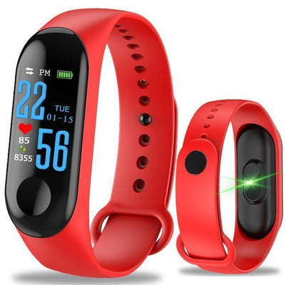 DEEP WATERPROOF SMARTWATCH FITNESS TRACKER