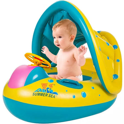 Baby Infant Swimming Pool Float