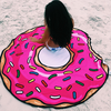 Discounted Beach Blanket Donut / One Size Beach Blanket & Cover Up