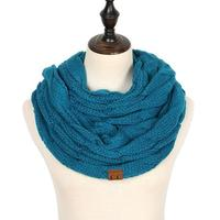 Discounted Cable Knit Infinity Scarf Cable Knit Infinity Scarf