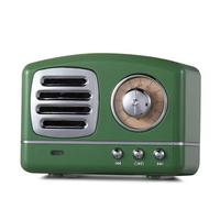 Discounted Green Vintage Bluetooth Speaker