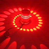 Discounted Light Red Modern Curve Light