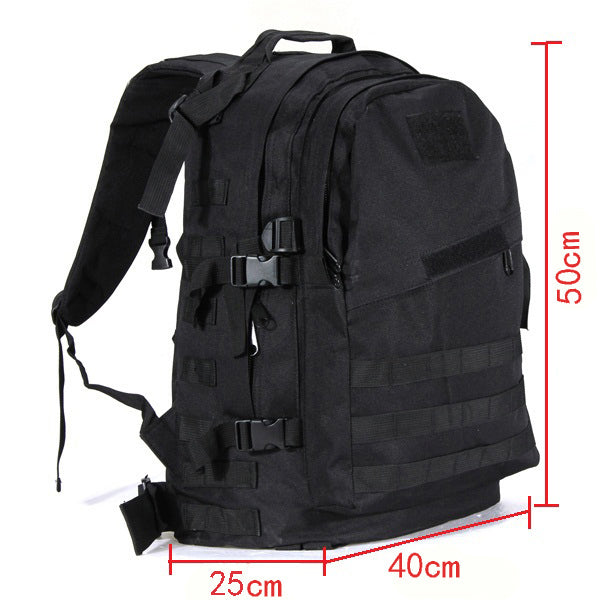 ARMY MILITARY TACTICAL RUCKSACK BACKPACK BAG size