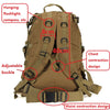 ARMY MILITARY TACTICAL RUCKSACK BACKPACK BAG - back features