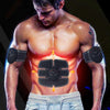 Electrical Muscle Stimulator model abdomen work