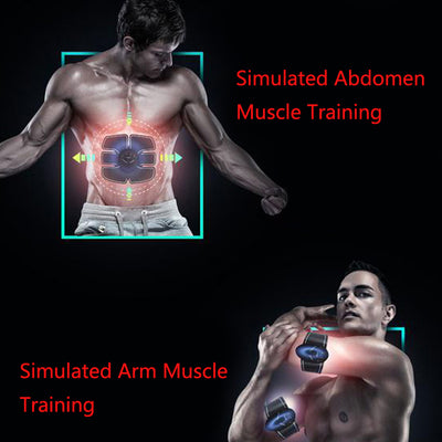 Electrical Muscle Stimulator abdoment and arms