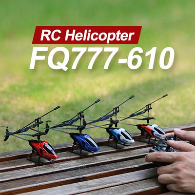Best Remote Control Electric RC Toy Helicopter- different  colors