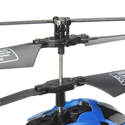 Best Remote Control Electric RC Toy Helicopter - motor blade