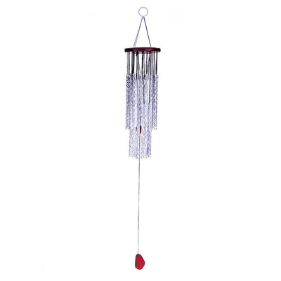 Brown Antique Wind Chimes white