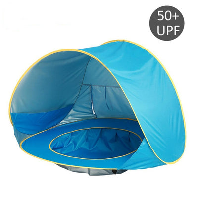 Ultimate Pop Up Baby Beach Tent 50 UPF