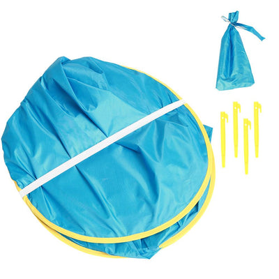 Ultimate Pop Up Baby Beach Tent inclusion