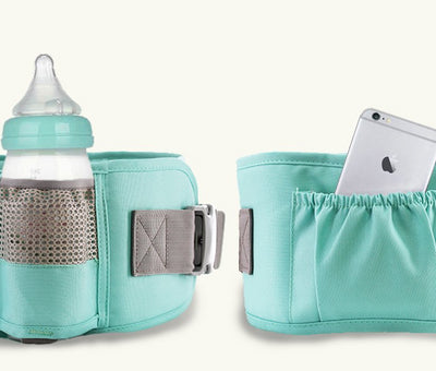 Hipseat Sling Front Baby Carrier bottle