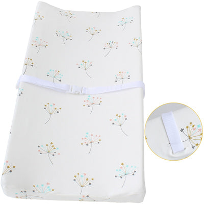 Breathable Changing Pad Cover Sheet top different design