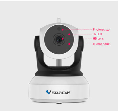 Smart Camera with Motion Sensor WiFi Baby Monitor camera