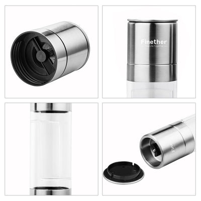 electric salt and pepper grinder