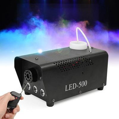 Low Lying Haze Smoke Fog Machine control smokey background