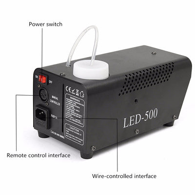 Low Lying Haze Smoke Fog Machine guide